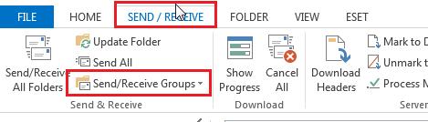 SecureAX Pte Ltd - How to resolve slow Outlook IMAP folder